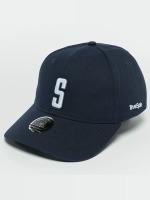 TrueSpin Snapback Caps ABC S blå