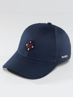 TrueSpin Snapback Caps SB50 modrý