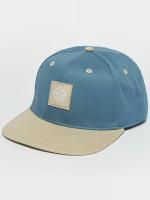 TrueSpin Snapback Caps Next Level modrý