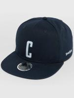 TrueSpin Snapback Caps Kids ABC C modrý