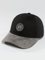 TrueSpin Snapback Caps Anker musta