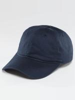 TrueSpin Snapback Caps Unstructured Dad niebieski