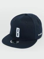 TrueSpin Snapback Caps Kids ABC B niebieski