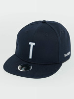 TrueSpin Snapback Caps Kids ABC T niebieski