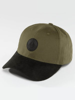 TrueSpin Snapback Caps Anker olivový