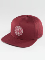 TrueSpin Snapback Caps Täskulap red