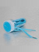 Tubelaces Schoenveter Pad Laces 130cm blauw