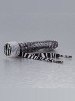 Tubelaces Schoenveter Special Flat Laces 140 cm zwart
