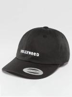 TurnUP Snapback Cap Hollyweed black
