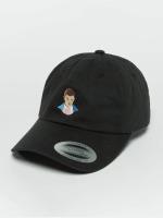 TurnUP Snapback Caps Nose Bleed svart