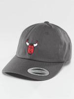 TurnUP Snapback Caps Angry szary