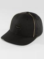 Unkut snapback cap Dallas zwart