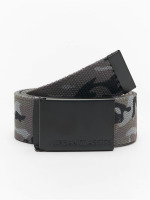 Urban Classics Belts Canvas kamuflasje