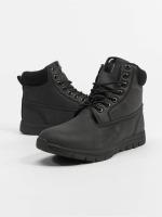 Urban Classics Chaussures montantes Runner noir