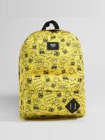 Vans Backpack Old School II yellow