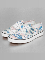 Vans Sneaker Authentic Tropical Leaves weiß