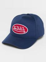 Von Dutch snapback cap Snapback blauw