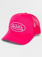 Von Dutch Trucker Cap Classic pink
