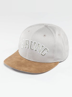 Wrung Division Casquette Snapback & Strapback Block gris