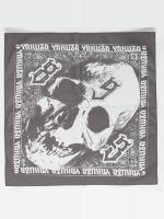 Yakuza Bandana/Durag Skull grå