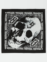 Yakuza Bandana Skull noir
