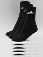 adidas Performance Socken Performance 3-Stripes Performance Crew schwarz