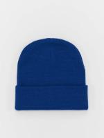 MSTRDS Bonnet Basic Flap bleu