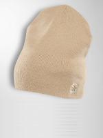 TrueSpin Čiapky TS Wood Logo béžová