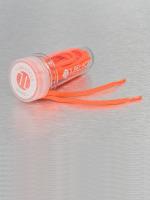 Tubelaces šnúrky Rope Solid oranžová