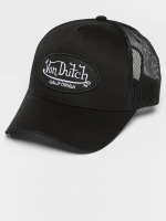 Von Dutch trucker cap Trucker zwart