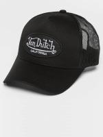 Von Dutch Trucker Caps Trucker czarny