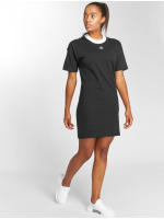 adidas originals Sukienki Trefoil czarny