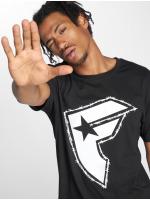 Mister Tee T-shirt Barbed svart