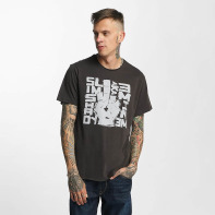Amplified bovenstuk / t-shirt Eminem Slim Shady in grijs