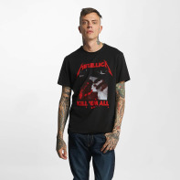 Amplified bovenstuk / t-shirt Metallica Kill Em All in zwart