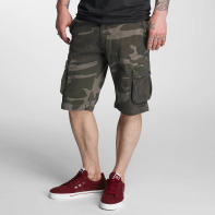 Bangastic broek / shorts Camou in camouflage