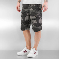 Cordon broek / shorts Chaz in camouflage