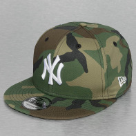 New Era Cap / snapback cap MLB League Essential NY Yankees 9Fifty in camouflage