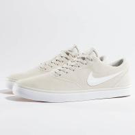 Nike SB schoen / sneaker Check Solarsoft in beige