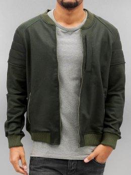 2Y Демисезонная куртка Waxed зеленый