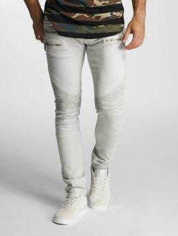 2Y Облегающие джинсы Savage серый