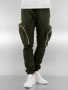 2Y Chino bukser Small khaki