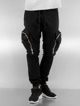 2Y Chino bukser Small svart
