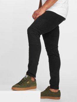 2Y Jeans ajustado Cleodor negro