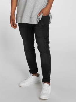 2Y Jeans ajustado Joshua negro