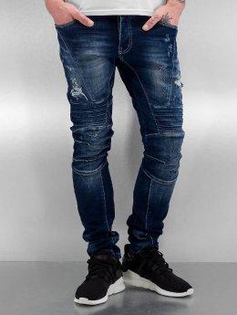 2Y Skinny jeans Kisi blå