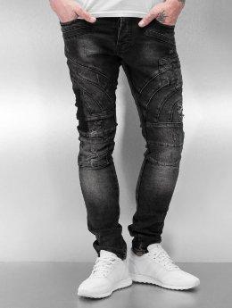 2Y Skinny Jeans Kokkur grau