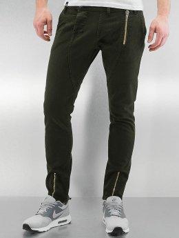 2Y Skinny Jeans Bolton khaki