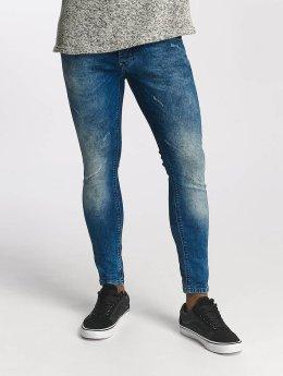 2Y Skinny Jeans George niebieski