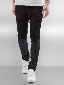 2Y Skinny Jeans Vlora schwarz